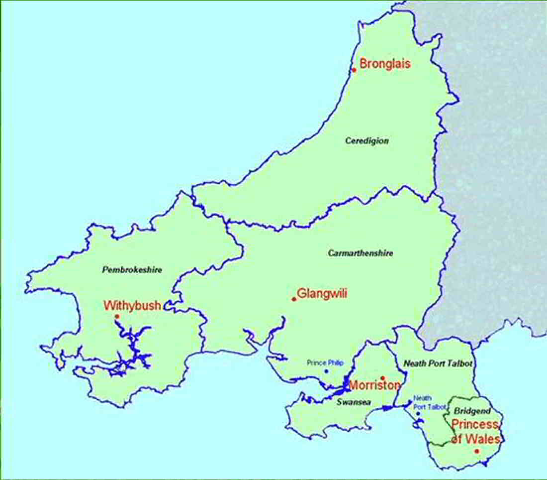 Image result for Ceredigion, Neath & Carmarthenshire